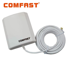 Comfast USB WiFi Antenna cable Outdoors Wireless Wi fi Adapter Long Distance Booster Extender Wi-Fi Router with 10m line