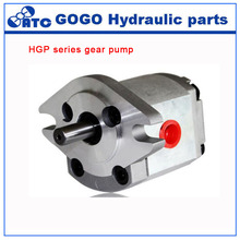 high pressure low noise GPY HGP series hydraulic gear pump for forklift pump