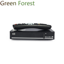S-X6 Satellite Receiver/ TV Box Support 2 USB WEB TV IPTV Youtube Card Sharing 3G modem Support Android RCU