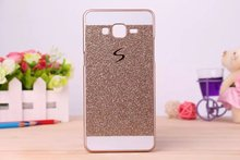 Bling Bling Fashion Shinning Case Glitter Protector Cell Phone Back S Line Cover For Samsung Galaxy Core Prime G360 SM-G360H(China)