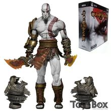Game God of War Ghost Of Sparta Kratos Ultimate Edition 22cm Cartoon Toy PVC Action Figure Model Gift