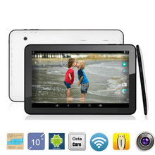 "2017 New 10.1"" Google Android 5.1 Octa Core Tablet PC 2GB RAM 32GB ROM Bluetooth HDMI 10 inch Tablet PC Capacitive Touch+Gifts"