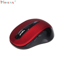 Adroit Mini Bluetooth 3.0 Mice 1600DPI Optical Gaming Muis Wireless Mouse for Laptop 20S7322 drop shipping