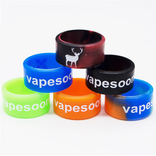 Buy NeW Hot Silicone Vape Band Rings Non Slip Silicone Ring TFV12 TFV8 Big Baby iStick Pico 25 Ello Tank RDTA 5 Atomizer for $1.25 in AliExpress store