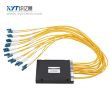 FTTH CATV Telecommunication Euqipment Fiber optic Single fiber 8 channel CWDM MUX DEMUX 0.9mm SC LC Connector
