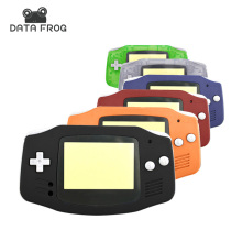 6 Color Replacement Full Set Classic Housing Shell Case Cover For Nintendo GBA Housing Case For Gameboy Advance With Buttons