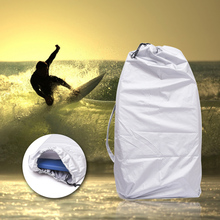116 * 58cm Body board Bag for Most Bodyboard Rain-resistant Storage Pouch Snowboard Surfboard Bodyboard Bag Carry Bag Clip Cord