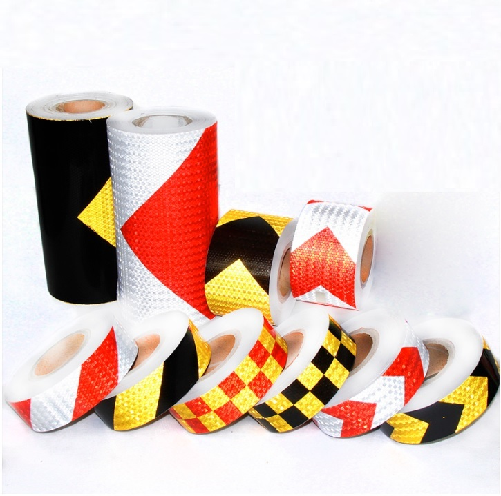 50mm Reflective Tape, roll length 35m, 0.78kg<br>