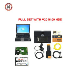 Full set for BMW ICOM A2 Top-Rated icom A2+B+C +software lastest V2016.09 + laptop Diagnostic & Programming ICOM A2 all install