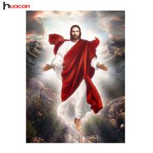DIY 5D Jesus Icons Diamond Painting Cross Stitch Hobbies and Crafts Religion Diamond Mosaic Embroidery with Home Decoration Y463