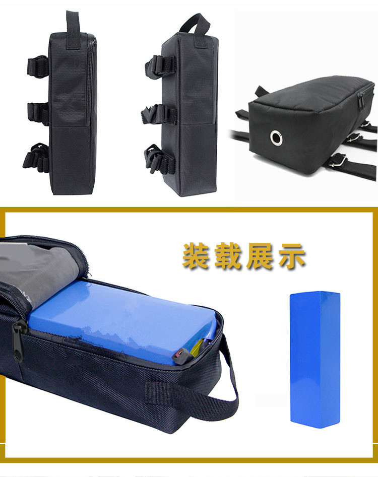 Free customs tax 1000W 60V 20AH Lithium battery Extra 1500w for Two Wheels Folding Electric Scooters Skateboard + charger + Bag (5)