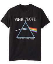 Pink Floyd The Wall Fitted Jersey Men's T Shirt Dark Side The Moon New Mens Fashion Short Sleeve Cotton Tee Shirt Custom Shirts