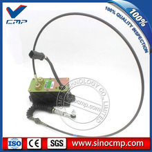 accelerator motor 139-3917, 5 pins with single cable for CAT E312B 312B excavator throttle motor