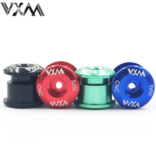 Buy VXM 5PCS Chainwheel Bolts Bicycle Crankset Chainring Bolts&Nuts Road MTB Bike Disc Screws Crankset Bicycle Parts Accessories for $4.28 in AliExpress store