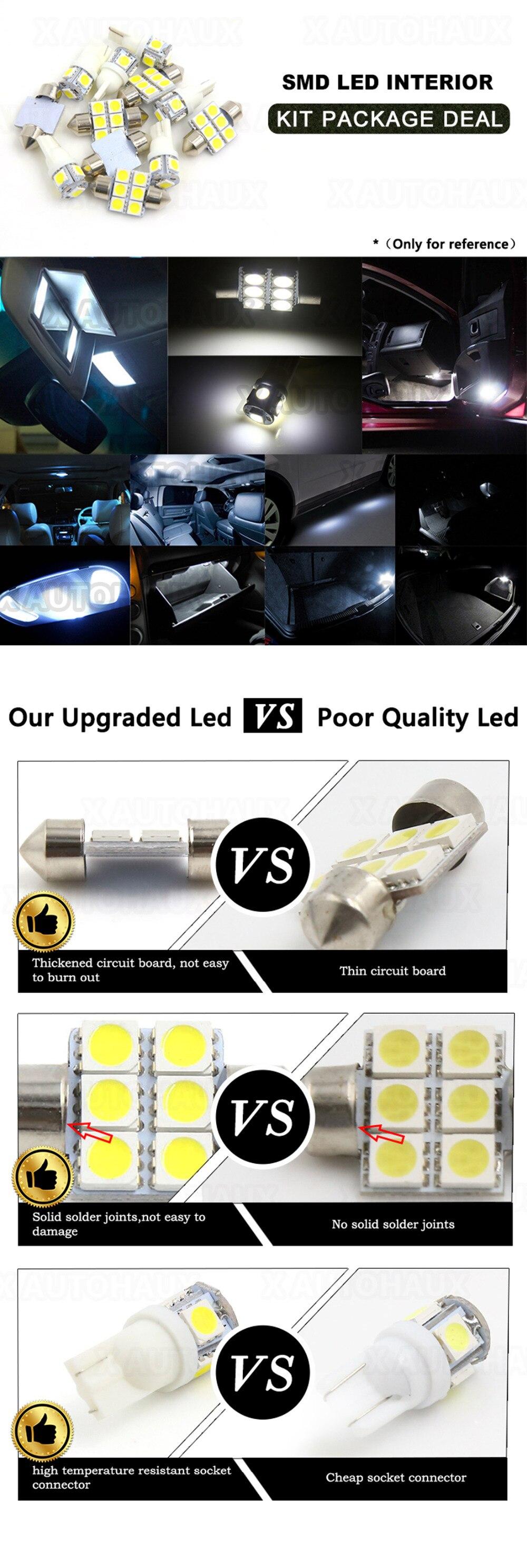 LED Kit Festoon 6SMD