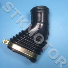AIR STRAINER Air Intake Boot for 150cc 250cc Go kart Buggy