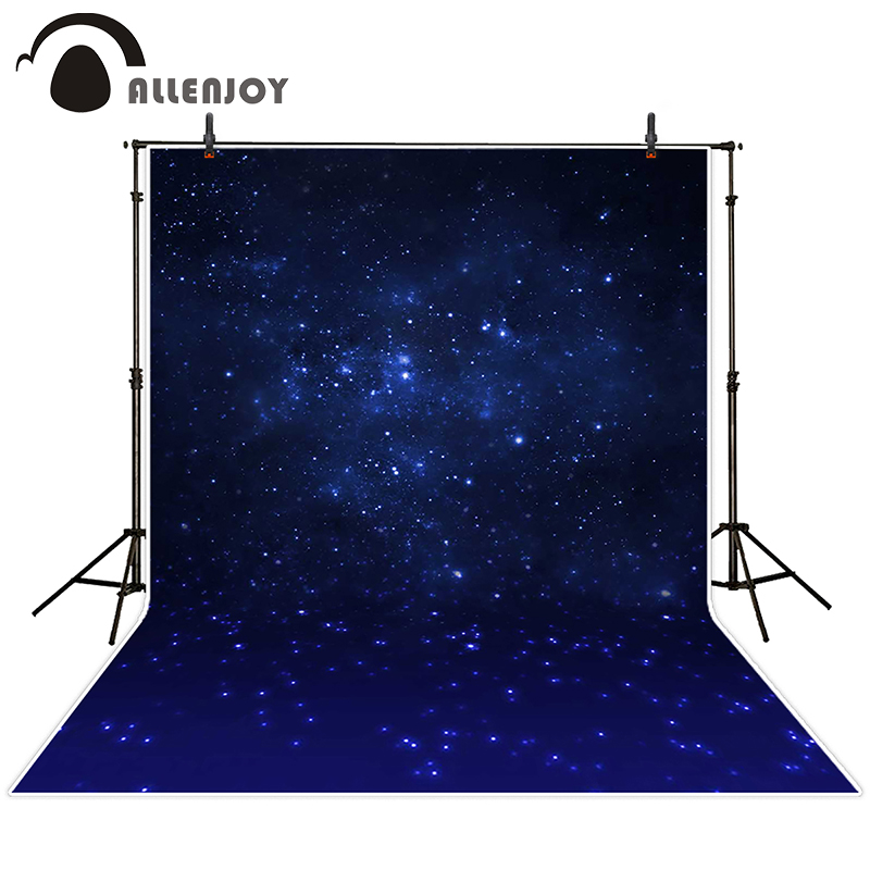 Allenjoy photographic background Night Sky Space Star backdrops princess wedding digital summer 8x12ft<br><br>Aliexpress