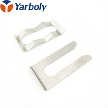 1 Pairs BGA rework station Top Infrared Ceramic Heating Plate Clips hooks For ACHI IR6000 IR6500 IR9000 IR-PRO-SC(China)