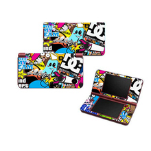 Vinyl Skin Sticker Protector For For Nintendo DSI XL Skin For NDSI XL Skin Vinyl Skin Sticker Cover Case(China)