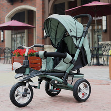 Live child tricycle trolley baby bike infant stroller buggiest