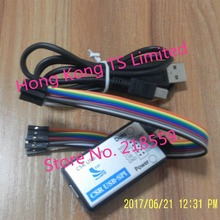 USB-SPI CSR USB to SPI-S voltage switching 1.8V Bluetooth programming download programmer development of production tools(China)