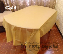 100pcs/lot 54inch x108inch Tablecloth Harvest Gold Tablecloth FALL Table Cover Table Decor Thanksgiving Wedding Table Cloth