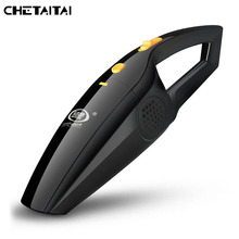 Buy Chetaitai 2018 Wireless Vacuum Cleaner Wet Dry Portable Car Vacuum Cleaner HEPA Filter High Power 120W Car Vacuum Cleaner for $34.79 in AliExpress store