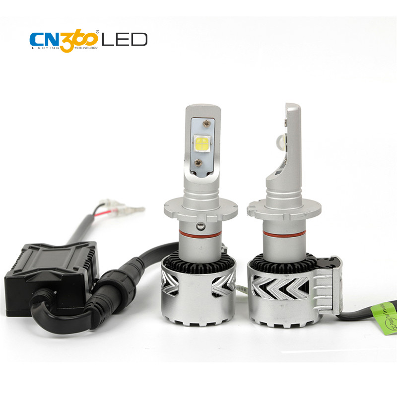 CN360 2PCS 2016 Latest LED D2 D4S Car LED Headlight Lamp  For Projector Lens 12000LM 6000K 35W Super Bright CREE-XHP70 Chip<br>