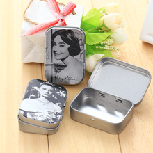 Storage Box Creative Jewelry Box Mini PU Leather Casket for Jewelry Travel Case Best Birthday Gift Ring Earring Necklace Storage
