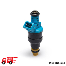 RACING FUEL INJECTOR For Audi BMW Chevrolet Ford OPEL FIAT VW IVECO 0280150563 1600cc FI1600C563-1-FS