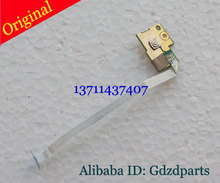 Free shipping Original New power button board with Cable For Dell Inspiron 17-7000 Series Laptop