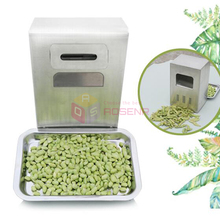 New 220V Home Use Beans Peas Peeling Machine Easy To Operate Mini Electric Soybean Dehuller Sheller Peeler Shelling Machine