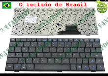 New Laptop keyboard for Asus Eee PC EeePC 700 701 701SD 900 901 900hd 900A 2G 4G 8G Series Black Brazil Br Version - V072462BK1(China)