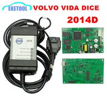 Latest 2014D Professional Vida Dice For VOLVO VIDA DICE Diagnostic Tool Multi-Language For Volvo Dice Vehicles Vida All-In-One(China)