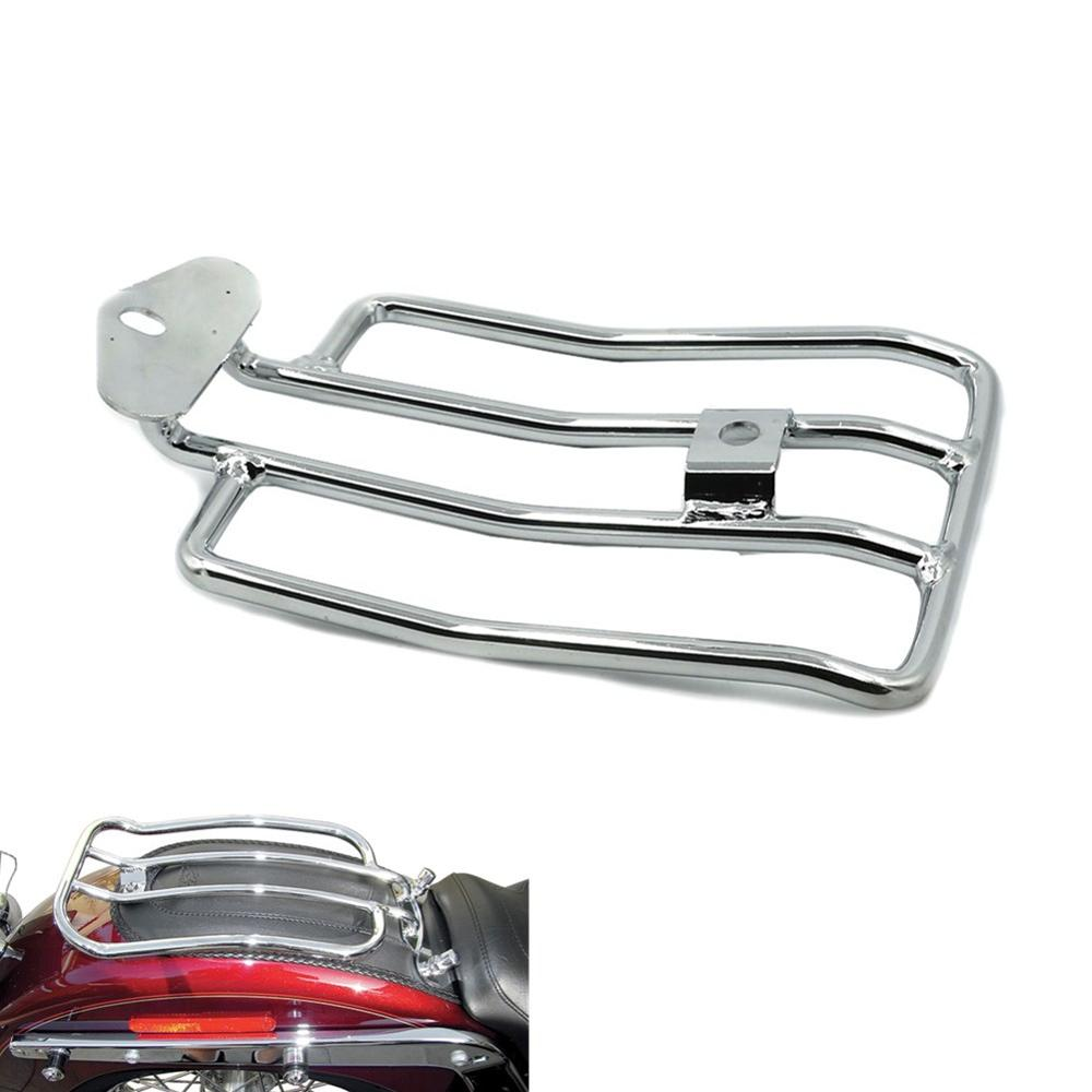 Luggage Saddlebag Rack Support Shelf Bracket for Harley Sportster 883 1200 Custom Roadster Nightster Superlow Iron XL883N 10-14<br><br>Aliexpress