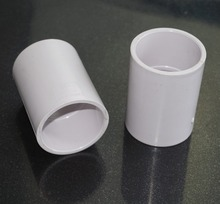 "2pcs  Plastics Pool & Spa 1.5"" PVC Pipe Extender Fitting ,stright bush spa hose fitting"
