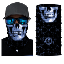 Ghost Skull Hood Face Mask Ski Balaclava CS Sport Helmet Mask Biker(China)