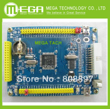 FREE SHIPPING ARM Cortex-M3 mini stm32 stm32F103VEt6 Cortex development board 72MHz/512KFlash/64KRAM(China)