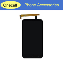 Onecell New For HTC ONE X S720E LCD For HTC ONE XL LCD Display Digitizer Touch Screen Housing Assembly