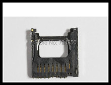 2PCS/LOT SD Card Guide Reader Holder Repair Replacement Part fit Nikon D3000 D80 D60 D40X D40(China)