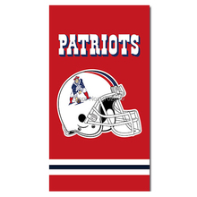 New England Patriots Flag Football Helmet Banners 3ft X 5ft Banner Super Bowl Champions Helmet Custom Flag Decoration Hanging(China)