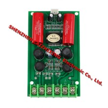 Free Shipping 2pcs MKll TA2024 Fully  PCB Power Amplifier Board 2x15W Free shipping