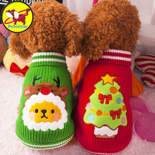 Winter warm Fleece dog clothes hoodies small and large dog coats puppy clothes Christmas fairy dog Costumes Coats pet Sweater(China)