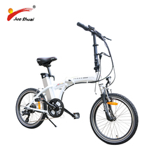 "20"" Electric Folding Bike 36V 250W Foldable Bicycle SHIMANO Derailleur Cycling Neutral style velo electrique bicicleta electrica(China)"