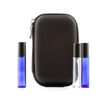10ML Rollers Essential Oils Bottle Storage Organizer Storage Case Protects Bag Travel Portable Carrying Makeup Bag Holder Gifts(China)