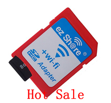 !Best quality16GB 32GB SD Card New Arrival EZ Share Wireless SD Card Reader Adapter WIFI Micro SD Card Reader(China)