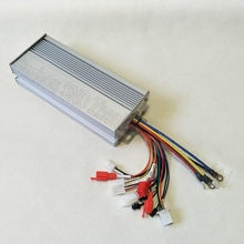 Electric bicycle conversion unit 72V 2000W 18 mosfet hub motor brushless sinusoidal wave controller G-K126(China)