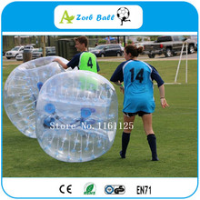 New Product Soccer Bubble / Bubble Football / Inflatable Bumper Ball For Adult 1.5m With TPU Materil