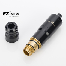 New Special Edtion EZ Filter V2 Pen Swiss MAXON Motor Rotary Cartridge Tattoo Pen Machine with 1 Piece Clip Cord(China)