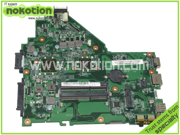 laptop motherboard for ACER ASPIRE 4250 series MBRK206006 DA0ZQPMB6C0 AMD E450 INTEGRATED RADEON HD 6320M DDR3<br><br>Aliexpress